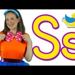 The Letter S Song – Learn the Alphabet