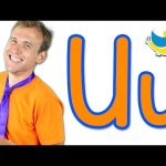 The Letter U Song – Learn the Alphabet