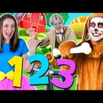 This Old Man Nursery Rhyme for Kids | Learn to Count from 1 to 10