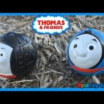 Thomas and Friends Toy Trains Playset Rail Rollers Spiral Station Unboxing playtime Ryan ToysReview
