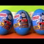 Thomas The Tank Engine & Friends Super Surprise Eggs Unboxing Sorpresa Huevos Train Toys Review