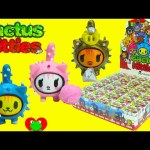 Tokidoki Cactus Kitties Blind Boxes