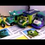 Tomica Monsters University Disney Pixar Trucks From Takara Tomy by Disneycollector
