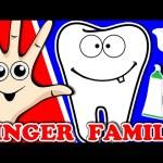 Tooth Brush Finger Family | Finger Family Song | Surprise Eggs Animation Nursery Rhymes for Children