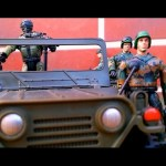 Toys for boys. Military playset in army. Funny kids playing . Video from KIDS TOYS CHANNEL