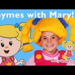 Twinkle Twinkle Little Star and Other Rhymes with Mary from Mother Goose Club!