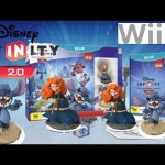 Unboxing Disney Infinity 2.0 Toy Box Combo Pack Merida Figure Stich Figure…