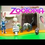 ZOOTOPIA Disney Zootopia Assistant Mayor Taken Judy Hopps Saves The Day  Video Toys Parody