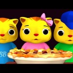 3 Little Kittens | Part 2 | Nursery Rhymes by LittleBabyBum!