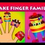 Cake Finger Family And Many More Songs