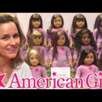 American Girl Doll Store Full Walk Through – The History of Mattel's American Girl Dolls by DCTC