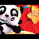 Rock A Bye Baby | Classic Lullaby | Nursery Rhymes by LittleBabyBum!