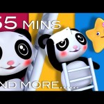 Star Light Star Bright | Plus Lots More Nursery Rhymes | from LittleBabyBum!