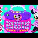 Minnie Mouse ABC Purse Learn Colors, Numbers, Letters, Counting & Phonics with Mickey Mouse Too!