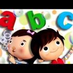 "ABC Song | ""Zed"" Version | Nursery Rhymes | Original Song by LittleBabyBum!"