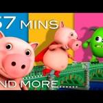 London Bridge Is Falling Down | Plus Lots More Nursery Rhyme | from LittleBabyBum!