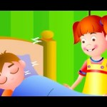 Are You Sleeping Nursery Rhyme – Animated Rhymes For Children