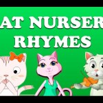 Cat Nursery Rhymes Collection | Animation Songs For Children