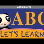 """Let's Learn """"The ABC Song""""! With LittleBabyBum!"""