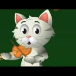 Hey Diddle Diddle Nursery Rhyme | Lullabies For Children
