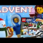 LEGO CITY Full 24 Day Advent Calendar Opening *** DCTC videos