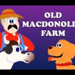 Old MacDonald Had a Farm Nursery Rhyme – Kids Animation Rhymes Songs