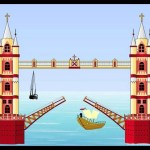 London Bridge is Falling Down Nursery Rhyme | Cartoon Animation Songs For Children