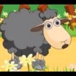 Ba Ba Black Sheep Nursery Rhyme   Cartoon Animation Song For Children