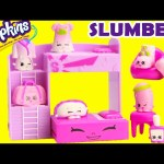 Shopkins Slumber Fun Playset
