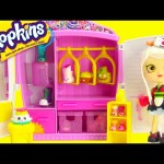 Shopkins Style Me Wardrobe with Sara Sushi Grossery Gang Surprise