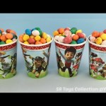 Candy Paw Patrol Surprise Cups Finding Dory Teenage Mutant Ninja Turtles Surprise Eggs Toys for Kids