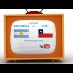 Pocoyo Copa America FINAL 2016  – ARGENTINA vs CHILE – June 26th