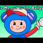 S Is for Sports | Take Me Out to the Ballgame and More | Baby Songs from Mother Goose Club!