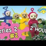 Teletubbies Full Episodes | Series 2, Episodes 6-10 | 2 Hour Compilation!