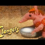 Clangers – Silver Music Egg