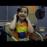 كواليس تسجيل انشوده جديده لرنده صلاح  قناة كراميش الفضائية Karameesh Tv