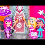LITTLE CHARMERS Nickelodeon Little Charmers Spooky Haunted House Hazel Little Charmers Video Parody