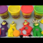 Play Doh with Teletubbies Molds Fun & Creative for Kids