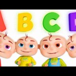 Zool Babies Surprise Eggs Phonics Song | Five Little Babies | Nursery Rhymes & Kids Songs