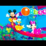 ORBEEZ Disney Mickey Mouse Orbeez Swirl 'n Whirl Orbeez Surprise Video Toy Review
