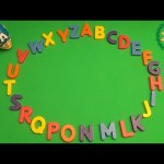 The Big Mouth Academy Spelling Circle!  Learn to Spell Cutlery!