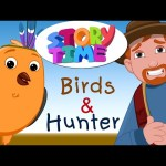 Birds & Hunter – Surprise Eggs ChuChu TV Story Time – Bedtime Moral Stories for Kids in English