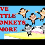 Five Little Monkeys | Johnny Johnny | Finger Family | Plus More