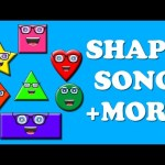 Shapes Song | ABC Song | Five Little Ducks | Plus More | Nursery Rhymes