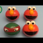 Which One is Different! Fun Surprise Egg Learning Game With Kinder Surprise! Part 2