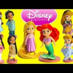 Disney Princess Animator's Collection Ariel, Belle, Jasmine