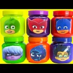 PJ Masks SLIME Surprise Toys
