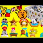 NEW Disney Tsum Tsum Mystery Pack SERIES 3