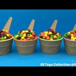 Skittles Candy Surprise Cups with Finding Dory Frozen Eggs Iron Man Teenage Mutant Ninja Turtles Toy