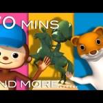Pop Goes The Weasel | Plus Lots More Nursery Rhymes | From LittleBabyBum!